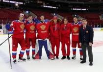 Нападающие СКА помогли сборной России по хоккею обыграть Чехию