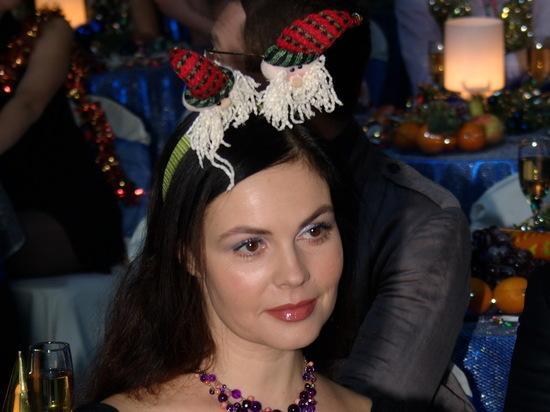 Плавающую в швейцарских термах Екатерину Андрееву сравнили с богиней