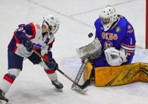 Красноярские хоккеистки проиграли нижегородскому «Скифу»