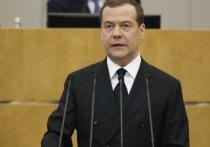 Дмитрий Медведев ответил, зачем он зажег фонарики