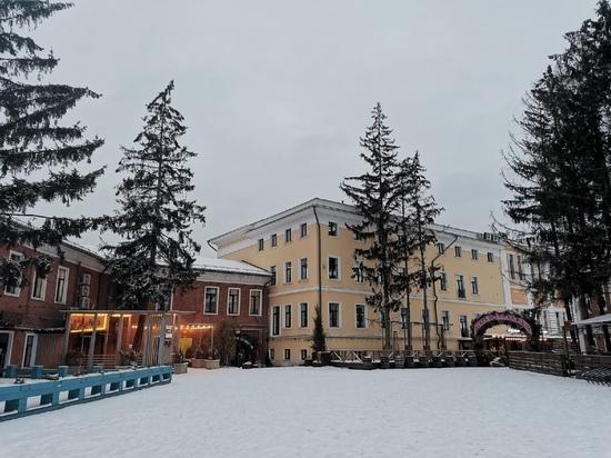 В Тульской области объявлен оранжевый уровень погодной опасности из-за холодов