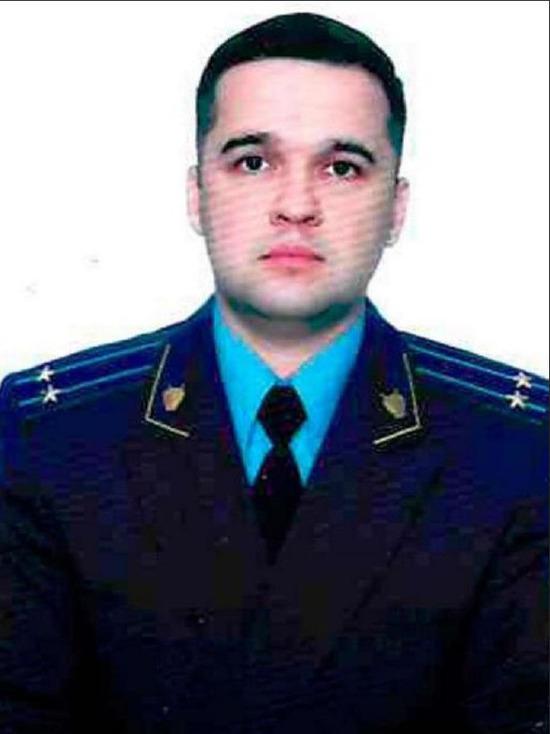 Глазовским межрайонным прокурором в Удмуртии назначен Бакиров Р. А.