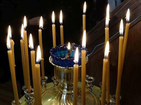 Сретение означает встречу Старого Завета с Новым