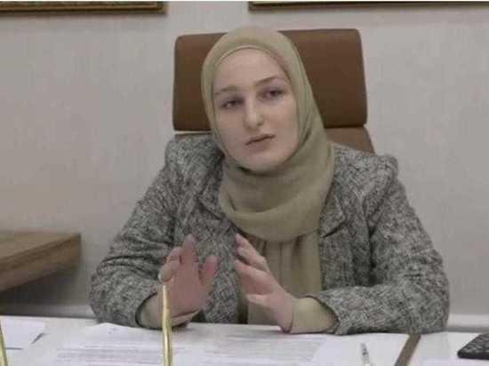 Дочь Кадырова улучшила работу Департамента дошкольного образования Грозного