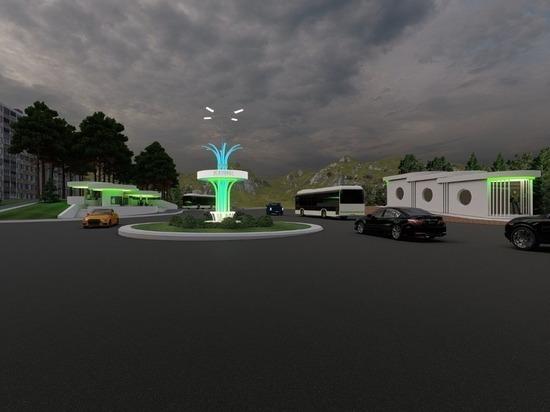 Новая Курортная стела появится на западе Железноводска