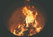 Пожар в Красном Луче отнял жизнь жителя ЛНР