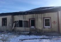 На пожаре под Рязанью погибла 55-летняя женщина
