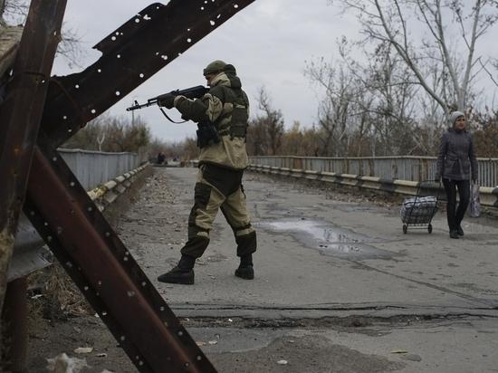 Ранее в Горловке взорвалась бомба в машине командира батальона