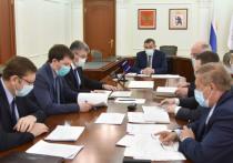 В Марий Эл обсудили исполнение адресной инвестиционной программы