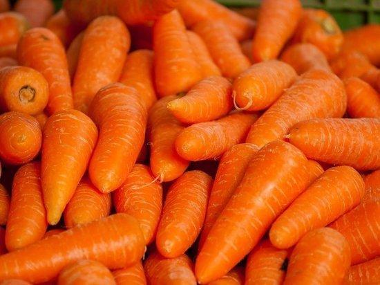 21,4 тонны моркови запретили провозить через границу Псковской области