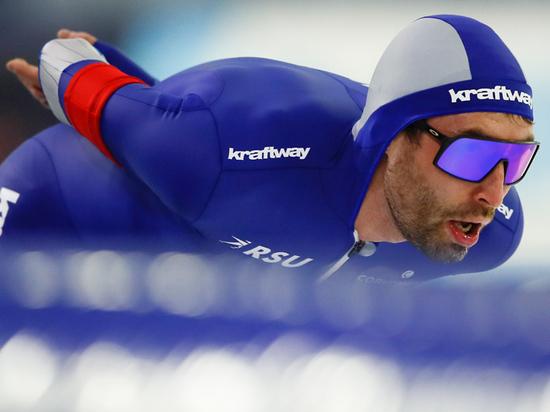 Российские конькобежцы в Херенвене услышали вместо гимна музыку Чайковского