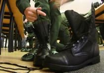 Бойцы Росгвардии останутся без портянок – их уберут из гардероба