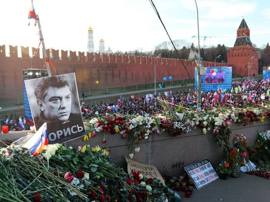 Организаторы марша памяти Немцова отказались от мероприятия в этом году