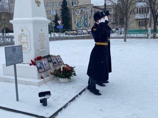 В Невинномысске вспоминали российских героев афганской войны