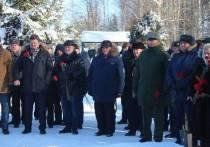 Костромские партийцы почтили память воинов - интернационалистов