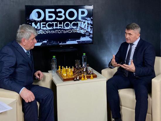 Николаев пришел на «Обзор местности»