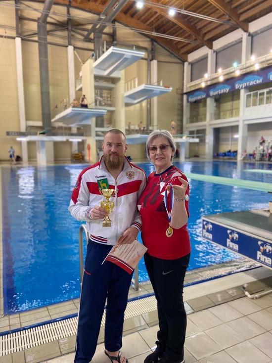Призер-олимпиец из Ставрополя привез новое золото из Пензы