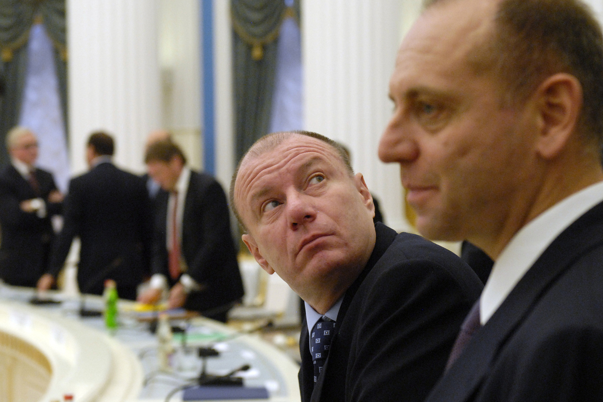 Российский миллиардер установил исторический рекорд по богатству - Московский Комсомолец