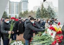 Гречаный: Мы должны хранить память о погибших героях