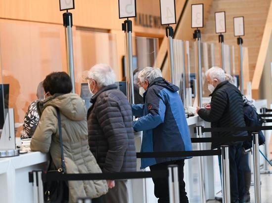 Германия: За окончанием карантина быстрое восстановление экономики не последует