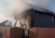 Накануне в Хакасии сгорели два жилых дома: спаслись 3 человека