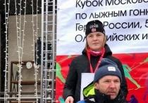 Лыжница из Пущино стала призером Первенства Московской области