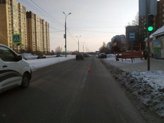 Семилетнего ребенка сбили в Ижевске на пешеходном переходе