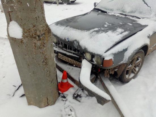 В Элисте нетрезвый водитель совершил аварию