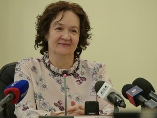 Глава Алтайкрайимущества Елена Зинкова покинула свой пост