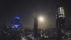 Над Австралией пролетел метеор: видео яркой вспышки