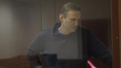 Навальный выглядел нервно: видео из Бабушкинского суда