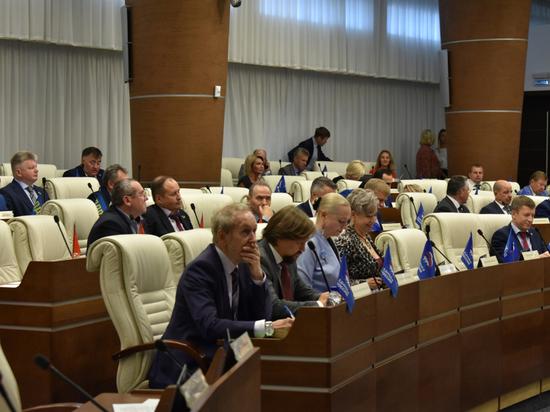 Парламент Прикамья вернется к вопросу о мерах поддержки бизнеса