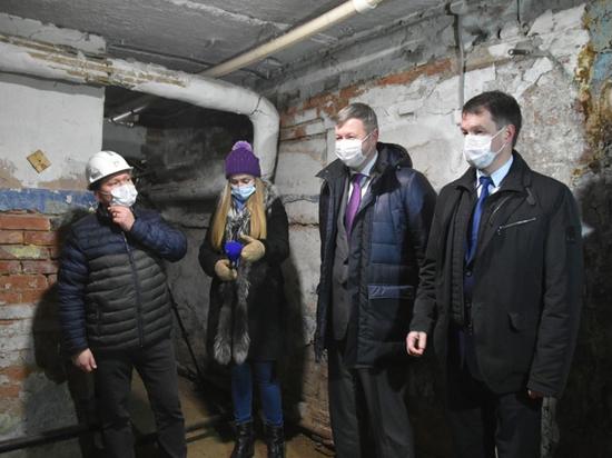Пермские депутаты держат на контроле обращения по теплоснабжению жилых домов