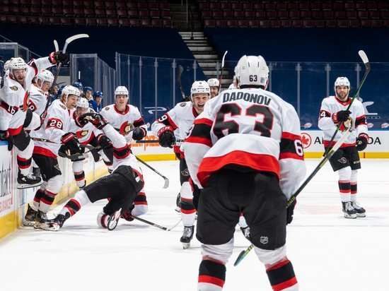 «МК-Спорт» рассказывает о главных достижениях россиян в НХЛ на минувшей неделе.