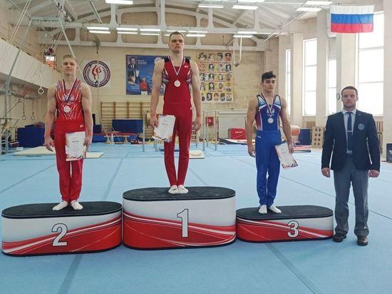 Костромские гимнасты успешно выступили на чемпионата ЦФО