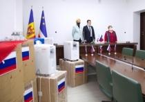 Посольство России передало Гагаузии оборудование для лечения COVID-19