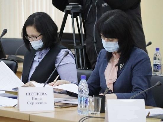 Депутаты не согласовали Цымпилову и Щеглову на посты зампредов в Забайкалье