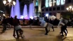 Арест рэпера в Испании привел к бунту: видео беспорядков