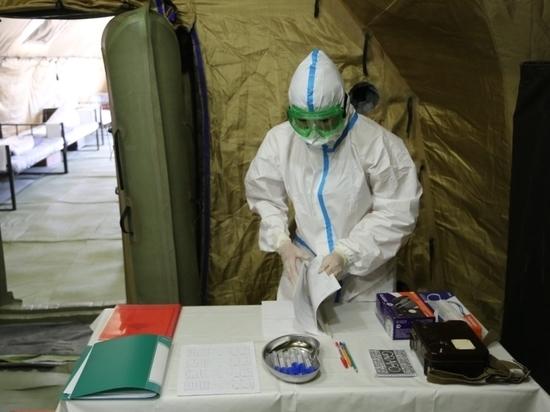 Забайкалье вошло в пятерку регионов по доле готовых к борьбе с COVID-19 врачей