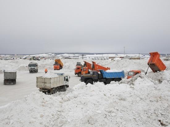 18 февраля на большей части Якутии ожидается снег