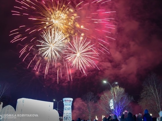 День защитника Отечества в Петрозаводске скрасит фейерверк