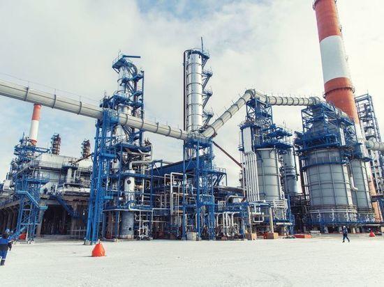 Омский НПЗ увеличил выпуск высокооктанового бензина и экологичного топлива для судов