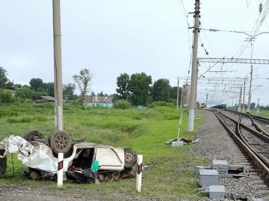 Переезд на тот свет: как переживают смертельные ДТП экипажи локомотивов ЗабЖД