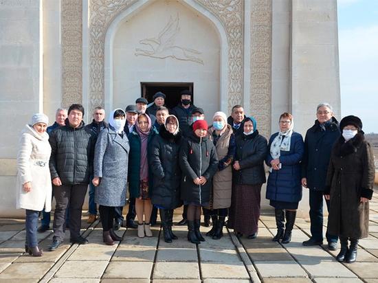 Казахи Калмыкии и Астраханской области договорились о сотрудничестве