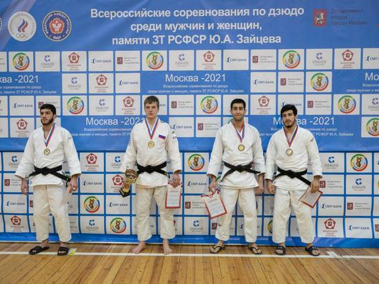Челябинские дзюдоисты пополнили копилку медалей