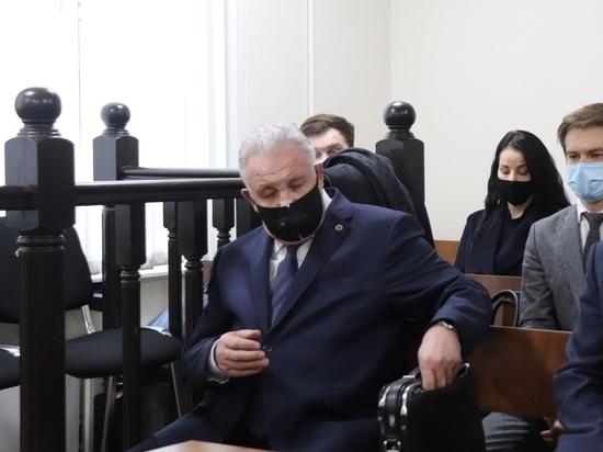 Экс-губернатор Хабаровского края Ишаев получил условный срок