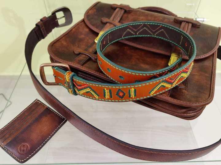 В Пскове представят на новой выставке кожаные аксессуары ручной работы , фото-2