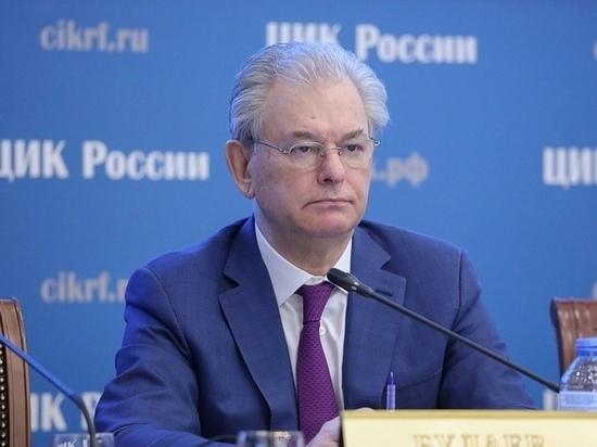 Совет Федерации назначил рязанца Николая Булаева членом ЦИК