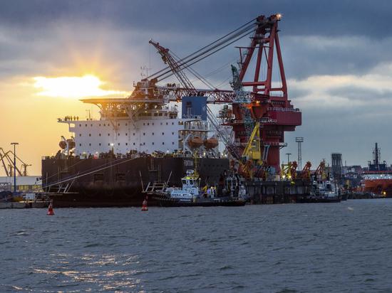 Эксперты назвали сценарии ввода в эксплуатацию российского газопровода
