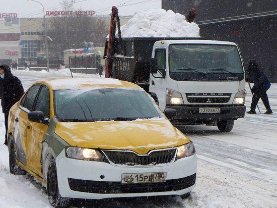 В День защитника отечества опять придется разгребать машины